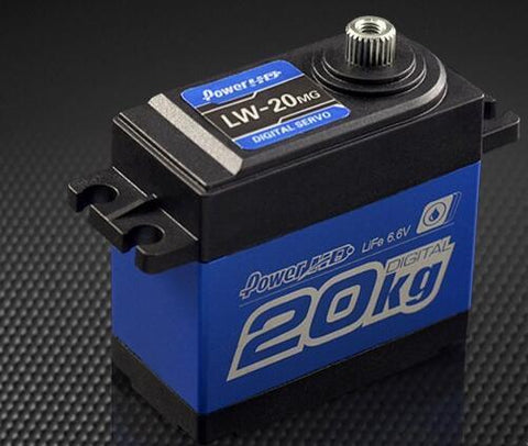 LW-20MG Power HD Digital Servo Waterproof