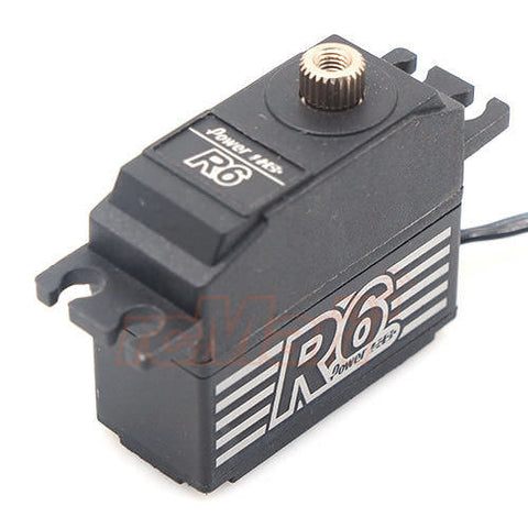 R6 Power HD 1/12 Pan Car Digital Servo