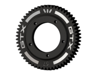 GTX COMPOSITE 2-SPEED GEAR 57T(2ND) STANDARD