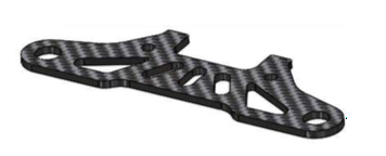 STX 017 OPTIONAL CARBON FIBER BUMPER