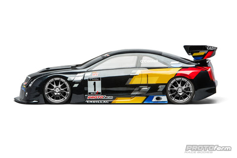 Cadillac ATS-V.R Clear Body