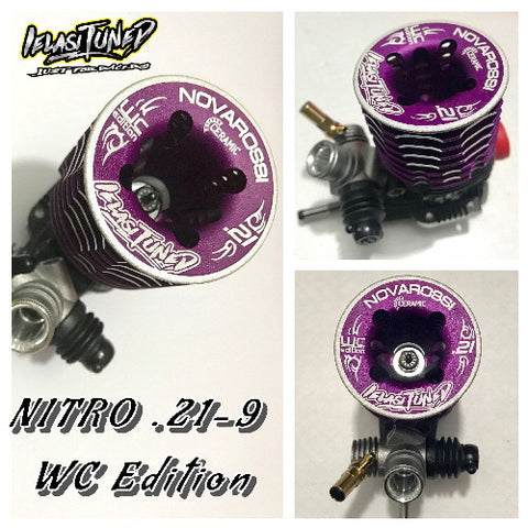 Ielasi Tuned WC .21 Long Stroke Ceramic Tuned 2017