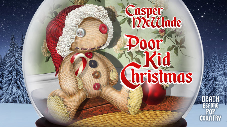"Casper McWade ""Poor Kid Christmas"" - Kody's Country Review"