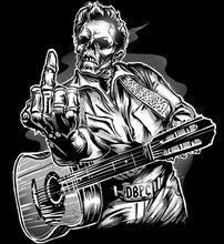 "Load image into Gallery viewer, Outlaw Country ""Finger of Fire"" 