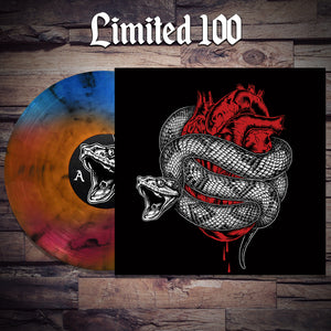 "Casper McWade vinyl album 'Unraveled"" Pre-Order Limited Editions available SIGNED"