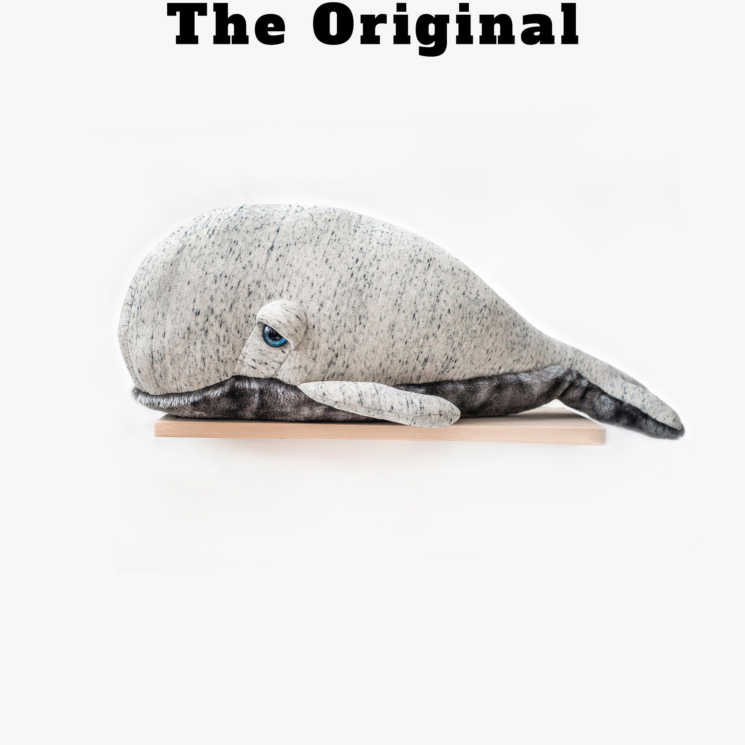 Original Bubble Whale - www.bigstuffed.com