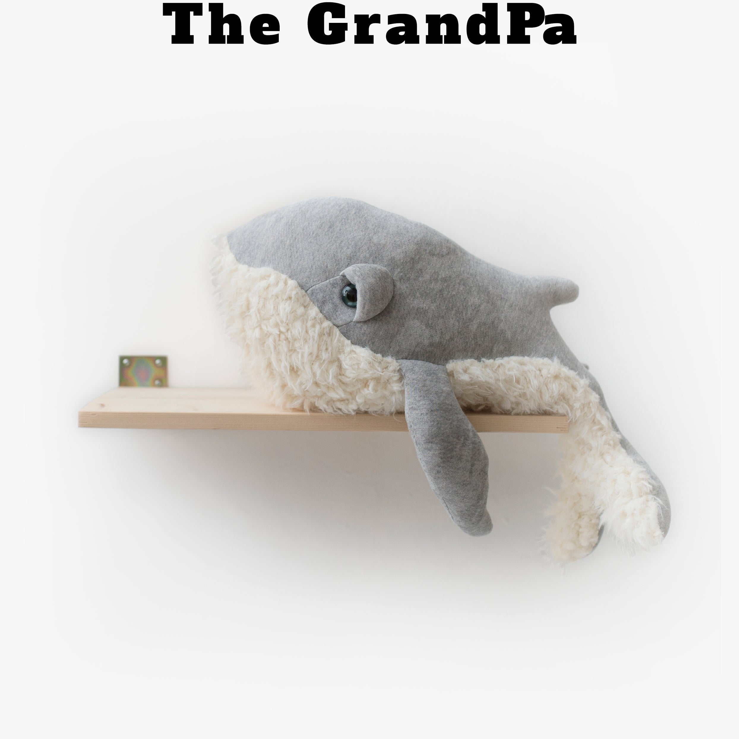 Small GrandPa Whale 1st edition