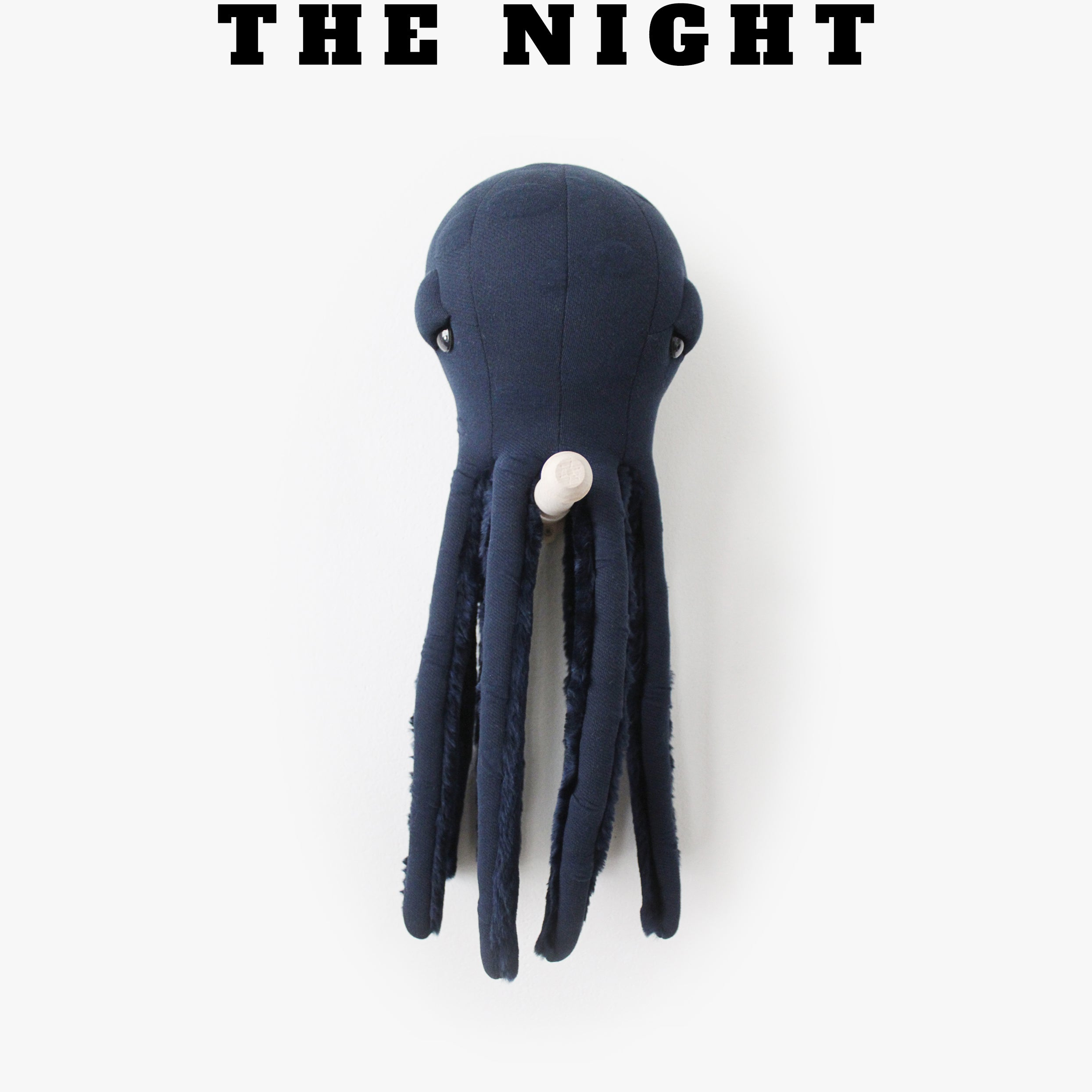 Night Octopus - www.bigstuffed.com