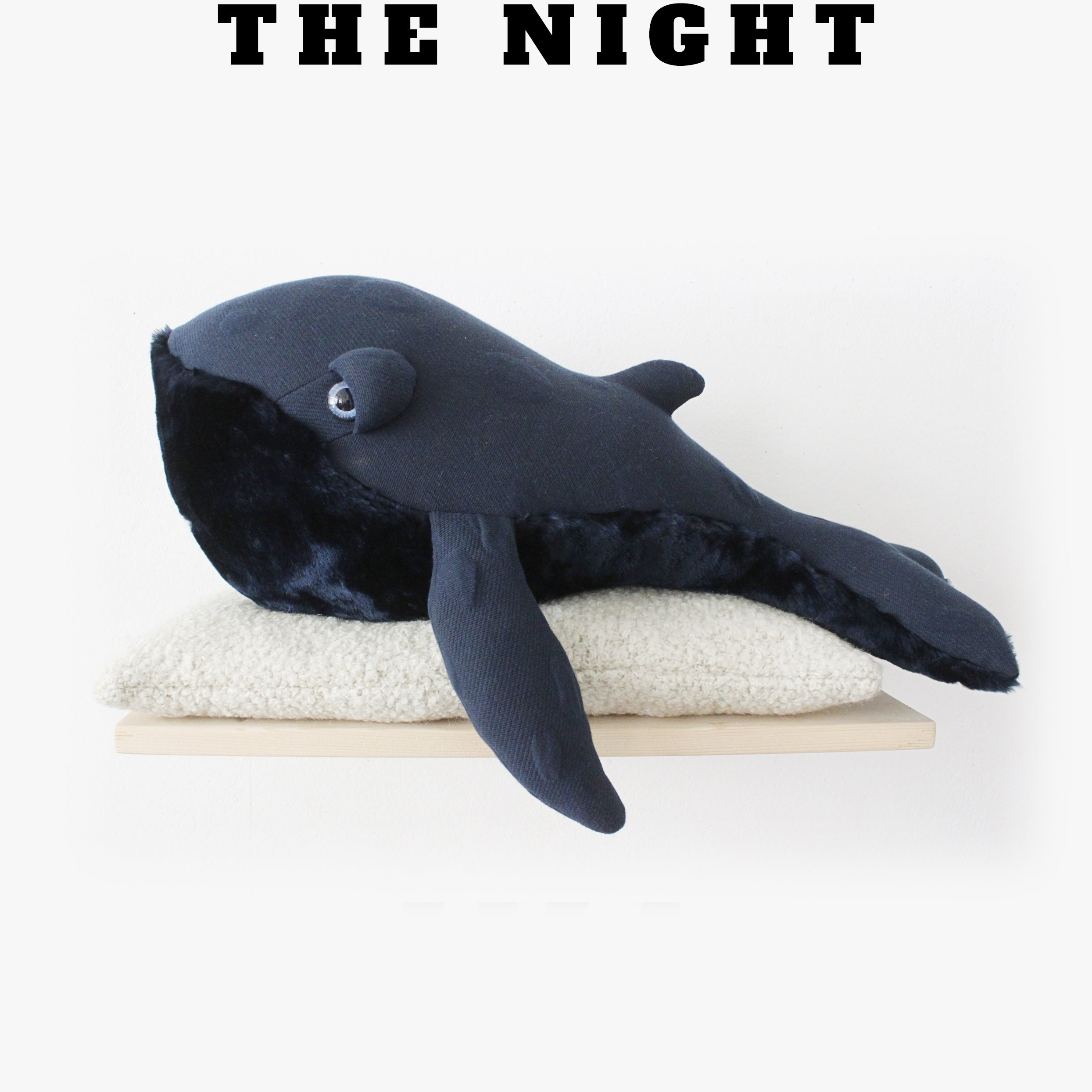 Night Whale - www.bigstuffed.com