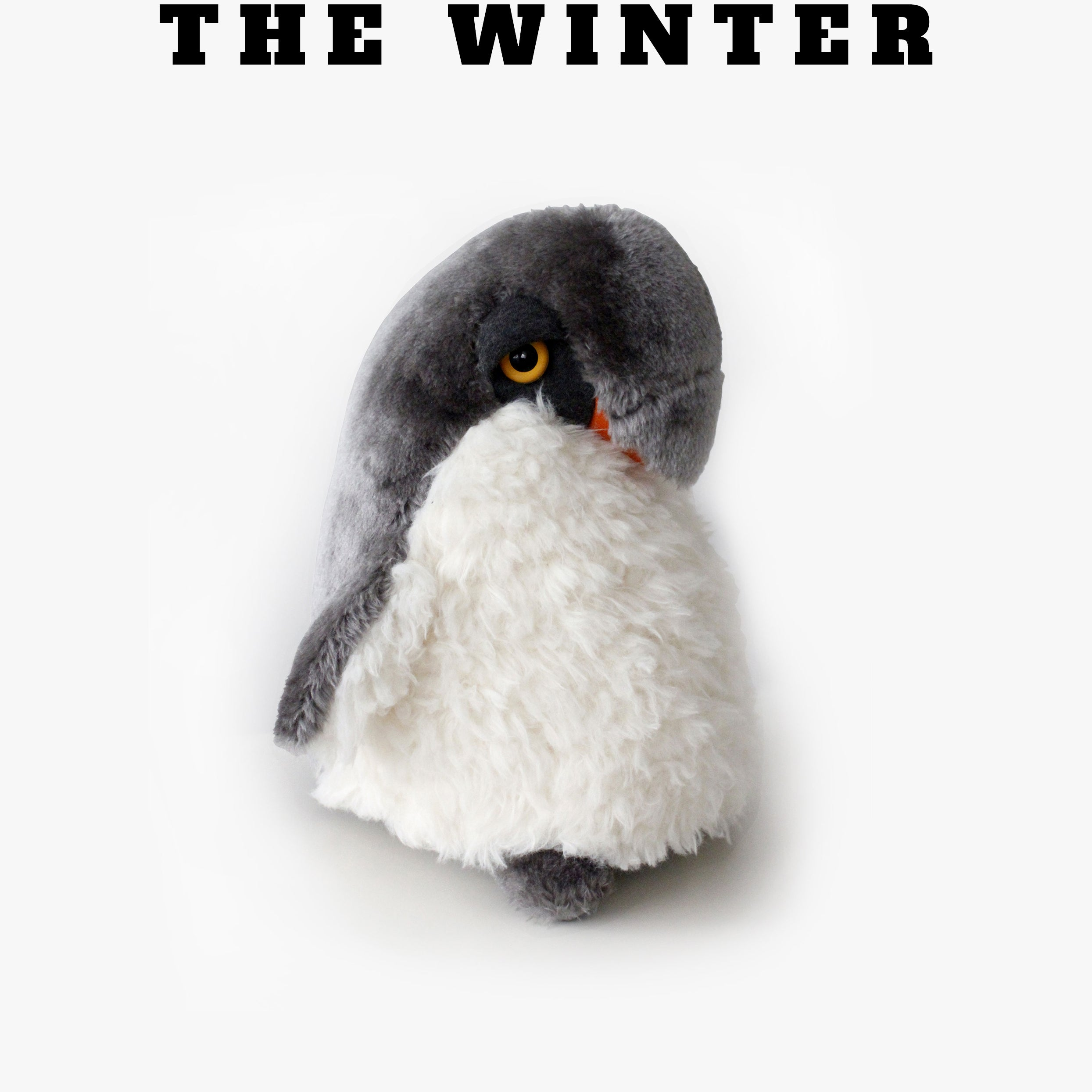 Winter Penguin - www.bigstuffed.com