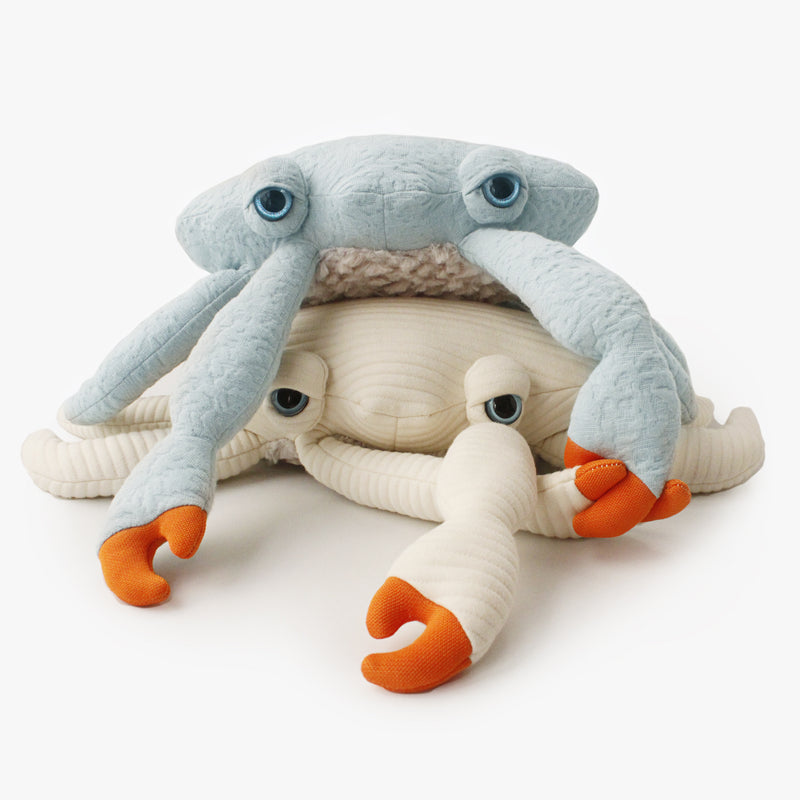 The Mini Crab Stuffed Animal | by BigStuffed