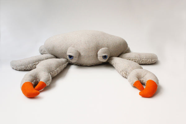 The Crab Stuffed Animal | by BigStuffed