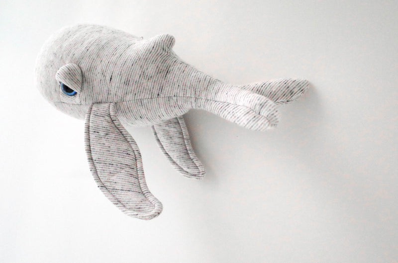 The Mini whale Stuffed Animal | by BigStuffed