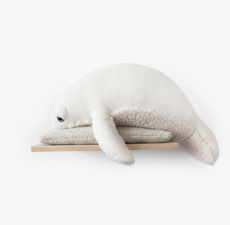 The Manatee Stuffed Animal by BigStuffed