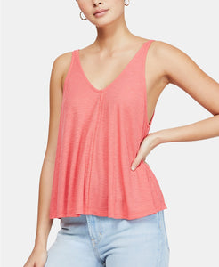 Freepeople coral tank