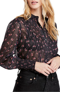 FreePeople floral top