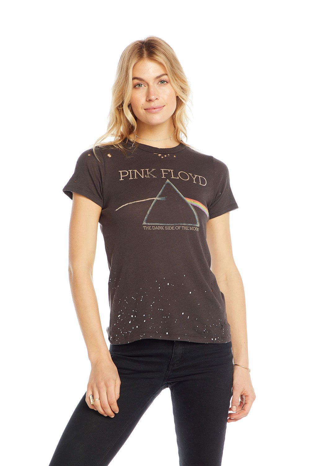 Chaser Pink Floyd Distressed Tee
