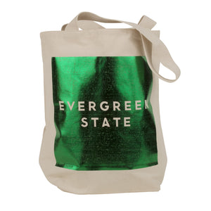 Evergreen State Tote by SOLA