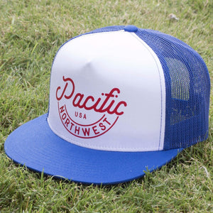 Pacific Northwest Trucker Hats