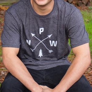Mens Pacific Northwest Tee Shirt