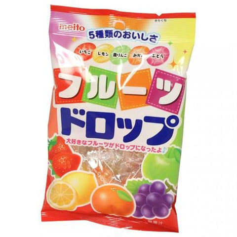 Meito Fruit Drop 95 grs