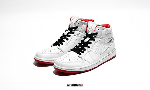 Jordan 1 History of Flight Sample - EnglishSole