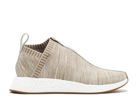Kith x Naked Adidas City Sock CS2 Tan