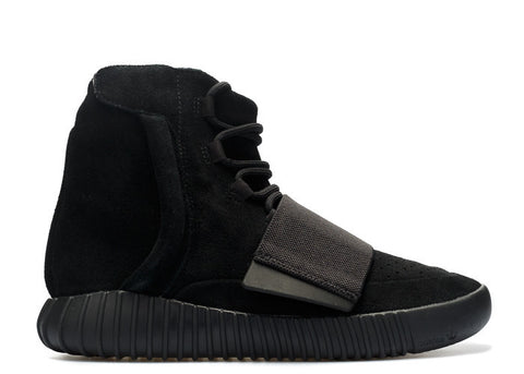 adidas Yeezy Boost 750 Triple Black - EnglishSole - Your source for rare and exclusive sneakers.