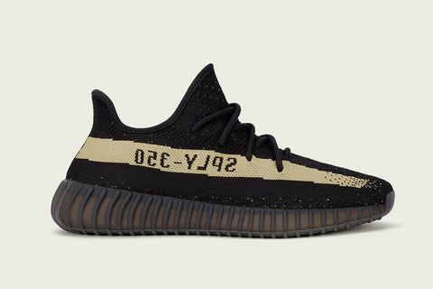 adidas Yeezy Boost 350 V2 Black and Olive - EnglishSole - 2