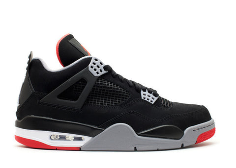 Jordan 4 Bred (Conditional) - EnglishSole