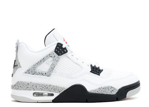 Jordan 4 White Cement - EnglishSole - Your source for rare and exclusive sneakers.