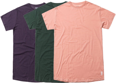 KITH - Undershirt 3-Pack (Putty/Purple/Green)