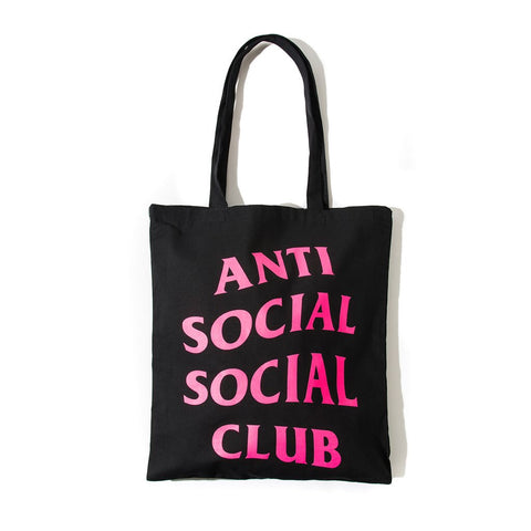 Anti Social Social Club - Totem (Black/Pink)