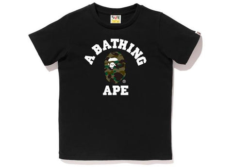 BAPE - 1st Camo College Tee (Ladies)