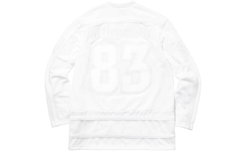 Supreme x Scarface - Hockey Jersey  (White)