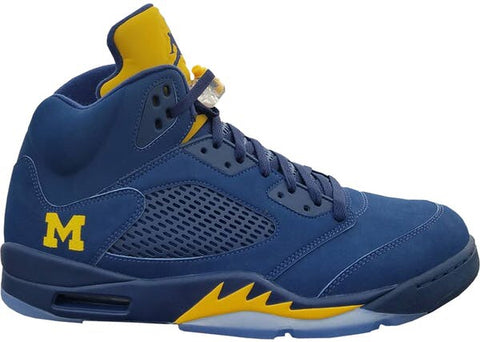 Jordan 5 Michigan PE