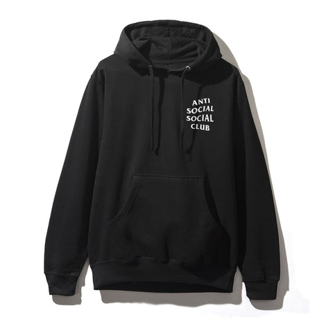 AntiSocial Social Club - Cherry Blossum Hoodie (Black)