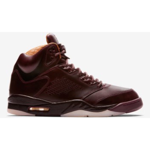 Jordan 5 Burgundy Pinnacle