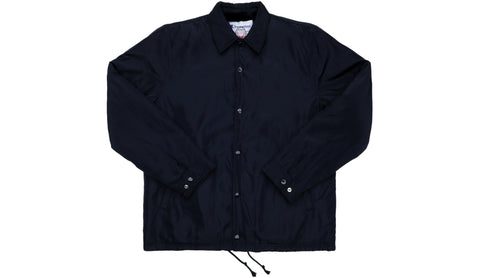 Supreme x Champion - Label Coachs Jacket (Black)