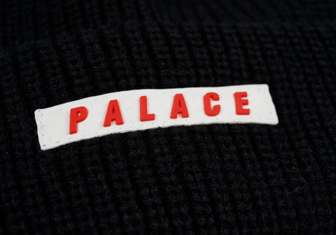 Palace - Spaced Beanie (Black)