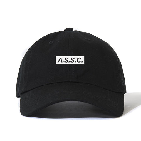 AntiSocial Social Club - What Sup Cap (Black)