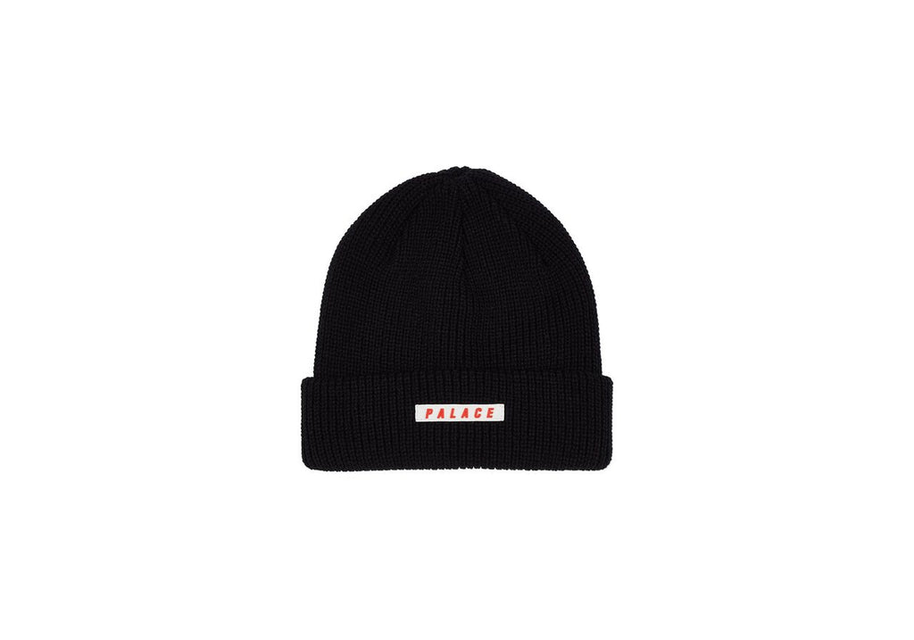 09dcc9841a0 Palace - Spaced Beanie (Black) Palace - Spaced Beanie (Black)
