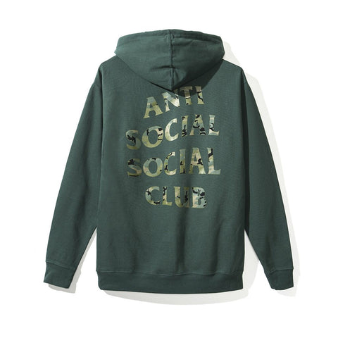 Anti Social Social Club - Woody Green Hoody