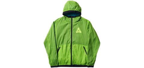 Palace - Layer Jacket (Lime)