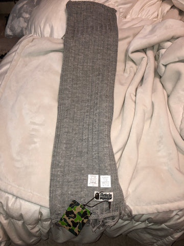 BAPE - Cable Knit Scarf