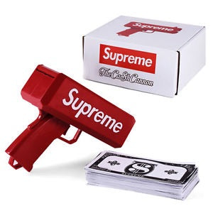 Supreme: Money Gun