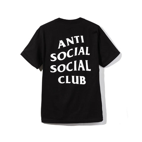 Antisocial Social Club - Logo Tee 2 (Black)