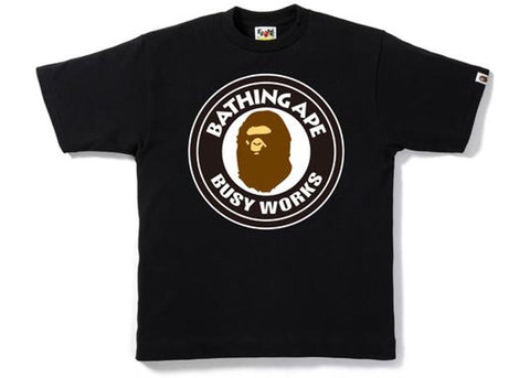 BAPE - Busy Works Tee