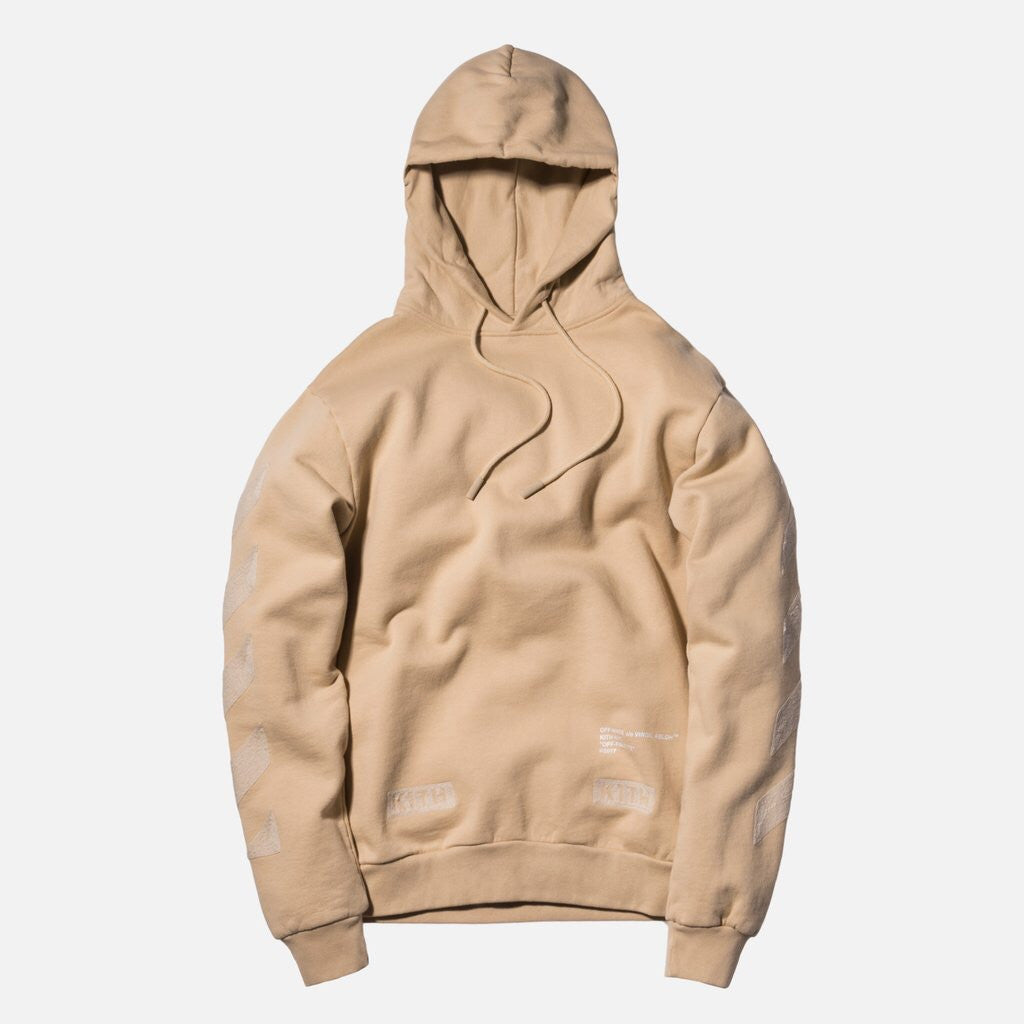 Kith x Off-White Cornely Hoodie (Sand)