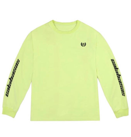 Yeezy - Calabasas Long Sleev (Frozen Yellow)